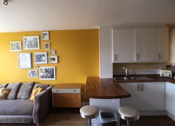 Thumbnail 1 bed flat to rent in Pownall Road, London E8, Haggerston,
