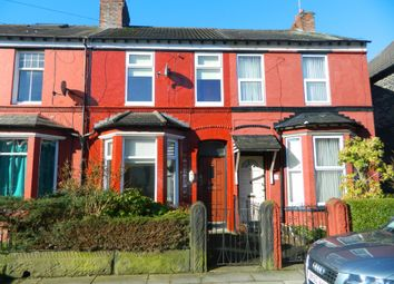Thumbnail 3 bed terraced house to rent in Rose Brae, Mossley Hill, Liverpool