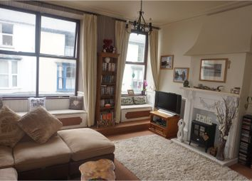 Thumbnail 2 bed maisonette for sale in 45 High Street, Criccieth