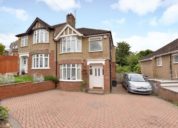 Thumbnail 3 bedroom semi-detached house for sale in Hillview Road, High Wycombe