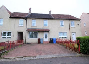 Thumbnail 3 bed terraced house for sale in Livingstone Crescent, Glasgow