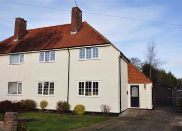 Thumbnail 3 bed semi-detached house for sale in Doveton Way, Newbury, Berkshire