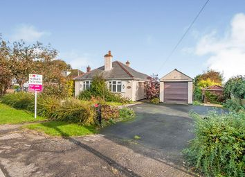 Thumbnail 3 bed detached bungalow for sale in Main Road, Sibsey, Boston