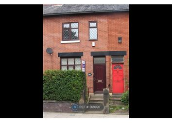 Thumbnail 3 bedroom terraced house to rent in Manchester Road, Manchester