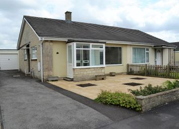 Thumbnail 2 bedroom semi-detached bungalow for sale in North Meadows, Peasedown St. John, Bath
