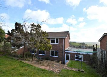 Thumbnail 3 bed semi-detached house for sale in Alexandra Way, Crediton, Devon
