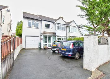 Thumbnail 4 bed semi-detached house for sale in Higher Road, Halewood, Liverpool