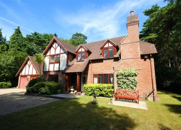 Thumbnail 4 bed detached house for sale in Canford Cliffs Road, Canford Cliffs, Poole