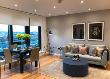 Thumbnail 2 bedroom flat to rent in Dockside, Turnberry Quay, Docklands