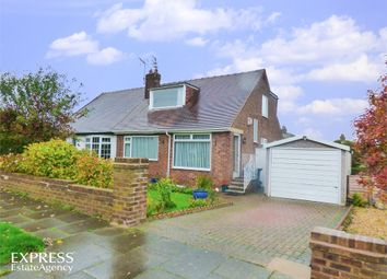 Thumbnail 2 bed semi-detached house for sale in Bleasdale Avenue, Poulton-Le-Fylde, Lancashire