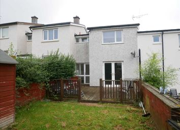 Thumbnail 2 bedroom terraced house for sale in Afton Road, Cumbernauld, Glasgow