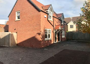 Thumbnail 2 bedroom semi-detached house for sale in Wesley Court, Billingborough, Sleaford