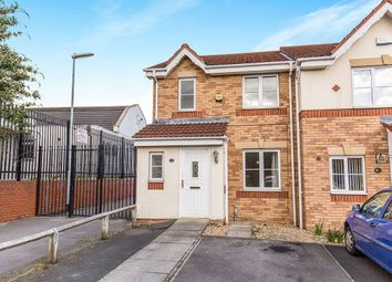 Thumbnail 3 bed semi-detached house to rent in Oakham Way, Leeds