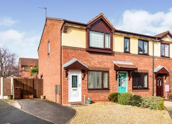 Thumbnail 2 bed end terrace house for sale in Roedean Avenue, The Meadows, Stafford, Staffordshire