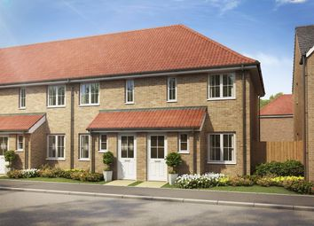 """Thumbnail 2 bed end terrace house for sale in """"The Alnwick"""" at Dorman Avenue North, Aylesham, Canterbury"""