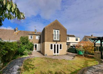 Thumbnail 4 bed detached house to rent in Meadow Way, South Cerney, Cirencester