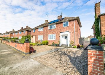 Thumbnail 3 bed semi-detached house for sale in Queens Crescent, Gorleston, Great Yarmouth