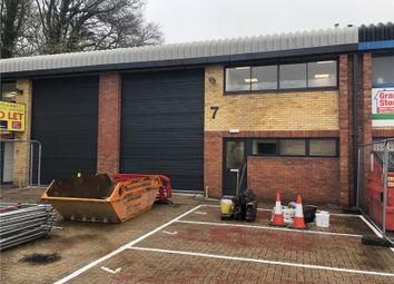Thumbnail Warehouse to let in Units 7, Saracen Industrial Estate, Mark Road, Hemel Hempstead, Hertfordshire