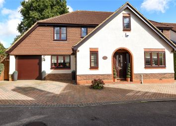 Thumbnail 5 bedroom detached house for sale in Poyle Gardens, Warfield, Berkshire