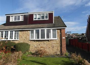 Thumbnail 3 bed semi-detached bungalow for sale in Byron Grove, Dewsbury