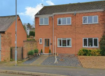4 bed end terrace house for sale in Mill Road, Rearsby, Leicester LE7