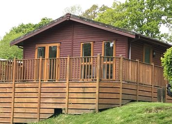 Thumbnail 2 bed mobile/park home for sale in Pinewood Lodge, Sherborne Causeway, Shaftesbury, Dorset