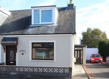 Thumbnail 4 bed semi-detached house for sale in Station Road, Armadale, Bathgate