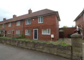 Thumbnail 3 bed end terrace house to rent in Elm Road, Armthorpe, Doncaster, South Yorkshire