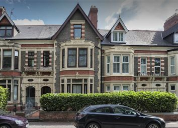 Thumbnail 5 bed terraced house for sale in Llandaff Road, Pontcanna, Cardiff