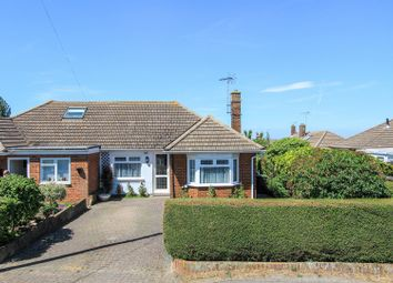 Thumbnail 2 bed semi-detached bungalow for sale in Bellevue Road, Whitstable