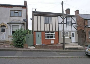 Thumbnail 2 bed semi-detached house for sale in Bagley Street, Stourbridge