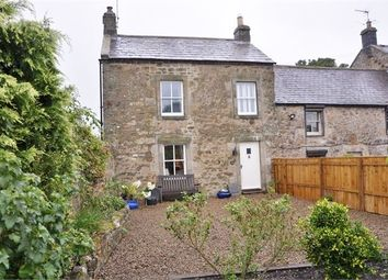 Thumbnail 2 bed end terrace house for sale in Low Park, West Woodburn, Northumberland.