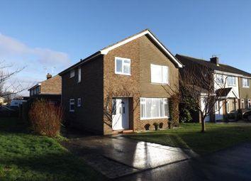 Thumbnail 4 bed detached house for sale in Bursledon Close, Felpham, Bognor Regis, England