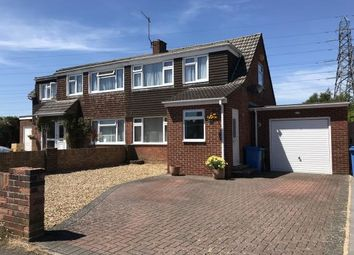 Thumbnail 3 bed semi-detached house for sale in Warburton Road, Poole