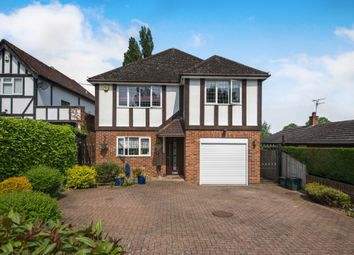 Thumbnail 4 bed detached house for sale in Ragged Hall Lane, Chiswell Green, St.Albans