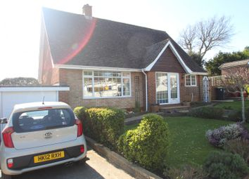 Thumbnail 2 bed detached bungalow to rent in High View, Worthing