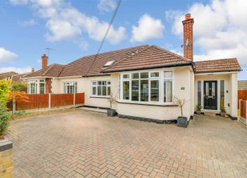 Hall Farm Road, Benfleet SS7. 4 bed semi-detached bungalow