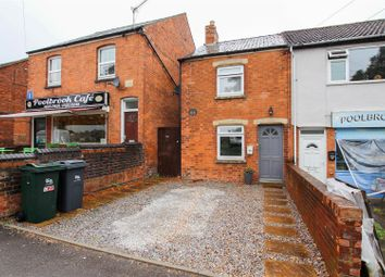 Thumbnail 2 bed end terrace house for sale in Poolbrook Road, Malvern