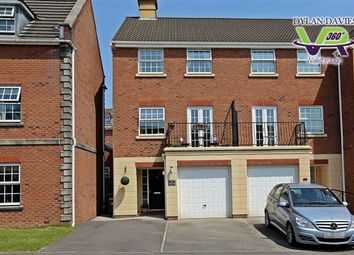 Thumbnail 4 bed town house for sale in Meadow Hill, Church Village
