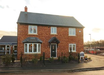 "Thumbnail 4 bedroom detached house for sale in ""The Winchester"" at Stoney Lane, Appleby Magna, Swadlincote"