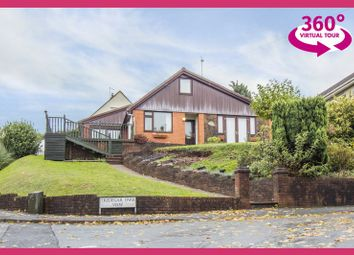 Thumbnail 3 bed detached house for sale in Tredegar Park View, Rogerstone, Newport