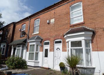 Thumbnail 3 bed terraced house to rent in Lightwoods Road, Bearwood
