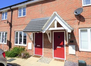 Thumbnail 2 bed terraced house for sale in St Peters Close, Kedington