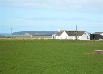 Thumbnail 2 bed detached bungalow for sale in Castletown, Thurso