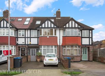 Thumbnail 3 bed terraced house for sale in Risborough Drive, Worcester Park