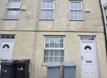Thumbnail 2 bed terraced house to rent in Hurdsfield Road, Macclesfield, Cheshire