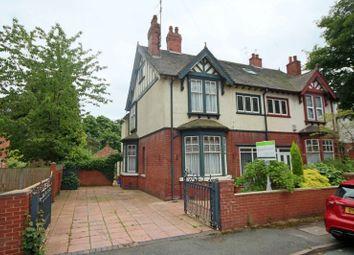 Thumbnail 5 bedroom semi-detached house for sale in Watlands Avenue, Wolstanton, Newcastle-Under-Lyme