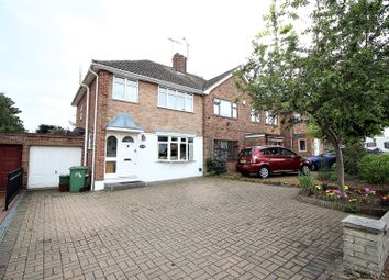 Thumbnail 3 bed semi-detached house for sale in Woolwich Rd, Abbeywood