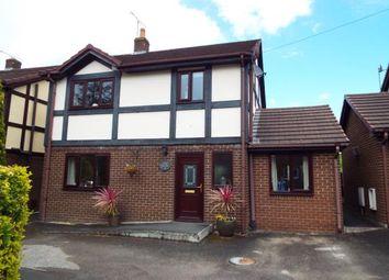 Thumbnail 4 bed detached house for sale in Woodlands View, New Rhosrobin, Rhosrobin, Wrexham