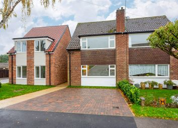 Thumbnail 3 bed semi-detached house for sale in Robyns Way, Sevenoaks, Kent